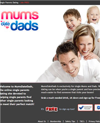 Single parent dating website uk 8